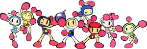 Super Bomberman R - Bomberman The Medal (ReVector) by SailorBomber
