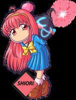 Shiori Fujisaki Bomber - Bombergirl ver by SailorBomber