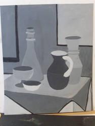 Shape Study by TorinZece
