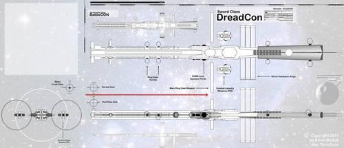 DreadCON ::: The Battle Warhorse by TorinZece