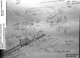 SuperBattleCon - Prework, working title by TorinZece
