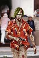 Joker by johnnymorrow