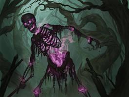 Skeleton by johnnymorrow