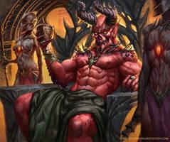 Demon by johnnymorrow