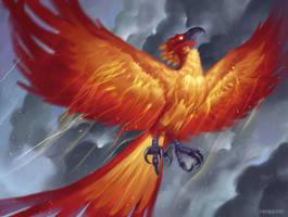 Firebird by johnnymorrow