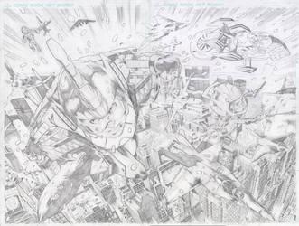 Tour De Force _Perception by artist10486