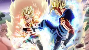 Fierce Battle by OnlyNura