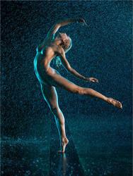 Dancing in the Rain by Zurmuehle