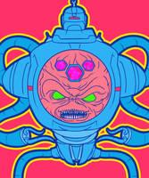 Kraang Prime by PowderAkaCaseyJones