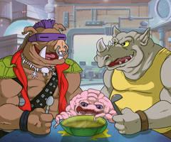 Turtle Soup by PowderAkaCaseyJones