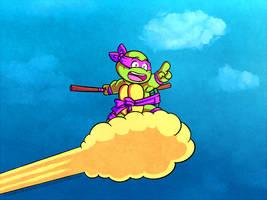 Nimbus Cloud by PowderAkaCaseyJones