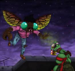 Bye Bye Fly by PowderAkaCaseyJones