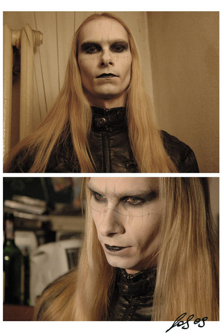 Prince Nuada Make Up By Leafofsteel On Deviantart