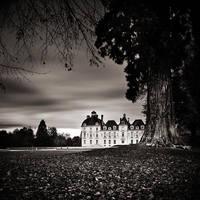 Chateau de Cheverny by EbruSidar