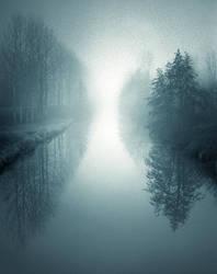 a Quiet Morning by EbruSidar