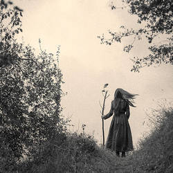 the Watcher by EbruSidar