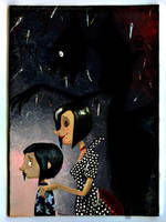 Coraline: Mother May I? by g0N3Morganna