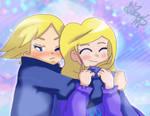Please...give me a hug! by Karo0liNa