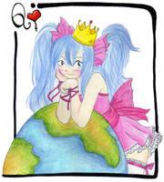 World is mine by Kato-ecchi