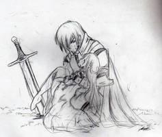 Batalla perdida by Kato-ecchi