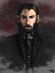 John Wick by chappylicious