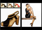Illustration shoes1 by Carla-lima