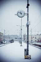 Snow in Turku by Lucem