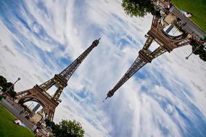 Paris-Paris by Lucem