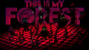 (POPGOES 2) My Forest by YourOgrelord