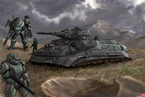 Puma V ARV by RyujinDX