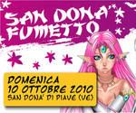 San Dona Fumetto Banner 1 by Elsa-Tuzzato