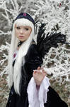 Suigintou - Rozen Maiden - [Cold-hearted] by GeniMonster