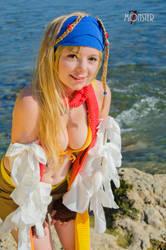 Rikku - Final Fantasy X-2 - [Sonnenanbeter] by GeniMonster