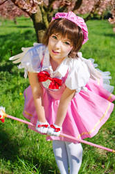 Sakura Kinomoto - Card Captor Sakura - [Lovely] by GeniMonster