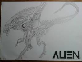 Alien Queen by FreeKatana
