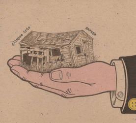 glimpse trio cover art by matt136