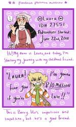 Platinum Nuzlocke Comic Page 1 by laurasanya