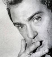 Jude Law by Makacas