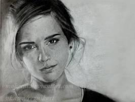 Emma Watson by Makacas