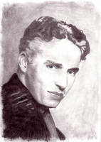 Charles Chaplin by ArtHritis