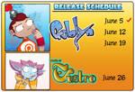 Goblyn Eustro comics June release schedule by SolomonMars