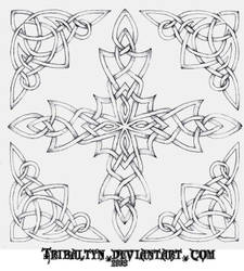 Celtic: Stargazer by tribaltyn