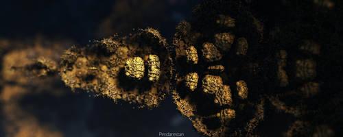 Pyrite Pod by pendarestan