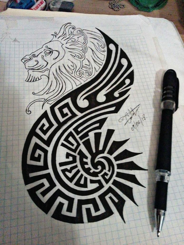 ::Lion Soul:: by Karloz030985