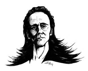 The Avengers: Loki by Scharach