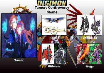 Digimon Tamer Special Project RP by DanomaruZenon