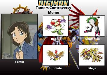 DCDB's Digimon Tamer Project AY-OVA by DanomaruZenon