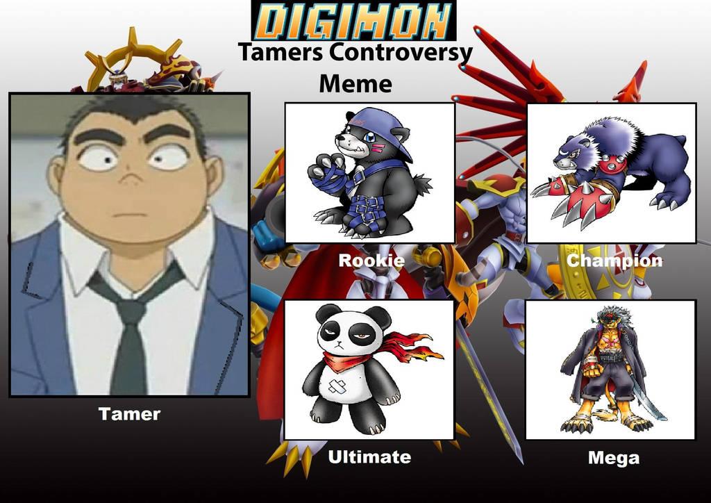 DCDB's Digimon Tamer Project GK-OVA by DanomaruZenon