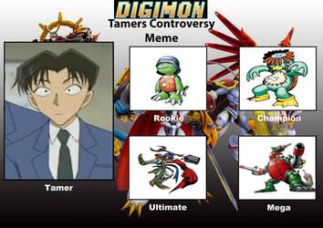 DCDB's Digimon Tamer Project MT-OVA by DanomaruZenon