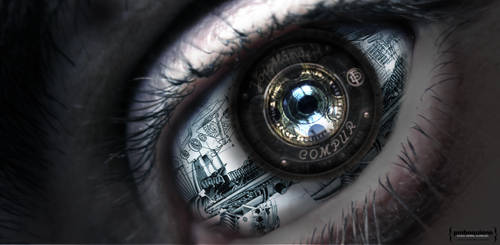 The Eye Camera by justonme
